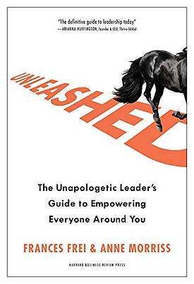 Unleashed-book cover